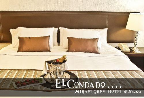 ¡Escapada Romantica! El Condado Miraflores Hotel  02D/01N