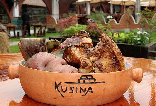 ¡Exquisito! Almuerzo para DOS en Kusina 49%