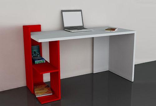¡Diseño Original! 2 en 1 Escritorio - Estante + Envío y Más