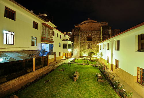 ¡Cusco! Noche para 2 y Más en Hotel Monasterio San Pedro