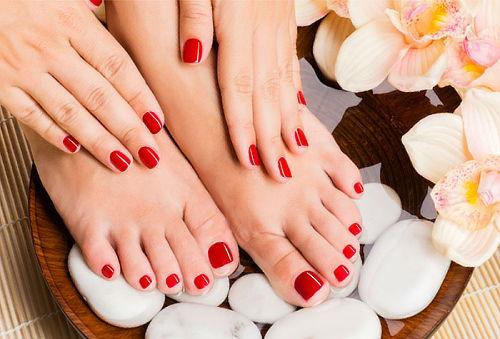 ¡Ponte Linda! Manicure + Pedicure OPI + Depilación
