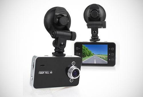 Cámara de Grabación y Vigilacia Dvr para Auto Full HD
