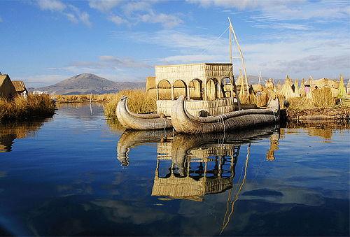 Tour Isla de los Uros - Puno