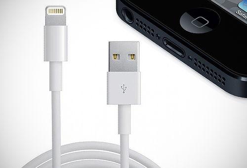 Cable Lightning Original Apple Interfaz 2.0 Alta Velocidad