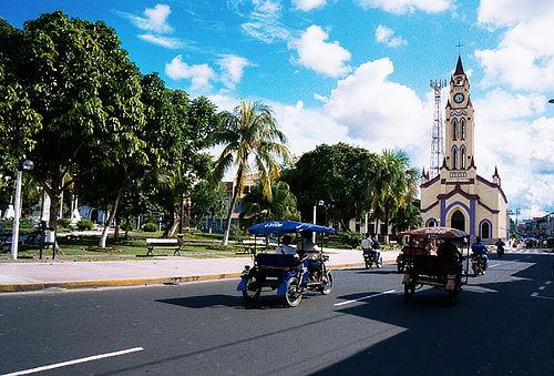 ¡Año Nuevo Iquitos para DOS! 4D/3N Hotel + Vuelo y Más