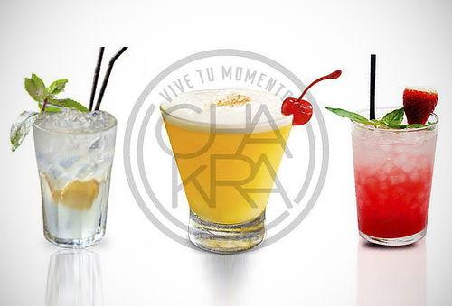 ¡02 Bebidas de la Carta + Piqueo Alita BBQ! 43%