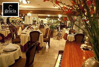 Almuerzo o Cena para DOS - Gracia Restaurante y Copas
