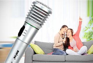 ¡Lo que le Faltaba a tu Karaoke! Micrófono Inalámbrico