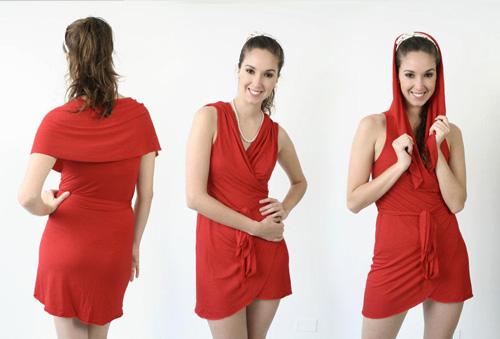 Vestido Camaleón Multiusos 54%
