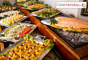 Buffet Restaurante Costa Verde 70%