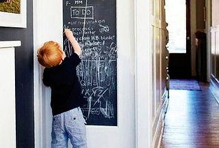 Pizarra de Muro para Niños