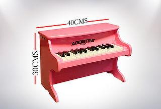 Piano Para Niños 25 Notas marca Agostini-Italy.