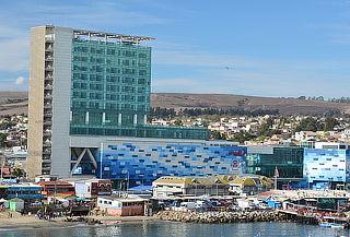 Hotel Casino del Pacífico: ¡Escapada de Lujo para 2!