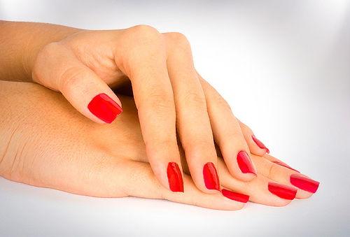 Manicure Full Completa + Esmaltado Permanente, Vitacura.