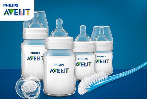 Set Recién Nacido Classic 6 Piezas Philips Avent ®