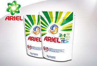 Pack de 2 Ariel Power de 31 Pods