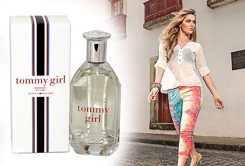 Perfume Tommy Girl 100 ml de Tommy Hilfiger.