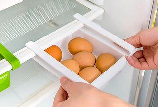 Set de 2 organizadores para refrigerador