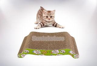 Cama Rascadora de Gatos