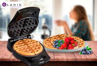 Máquina para Waffles Blanik