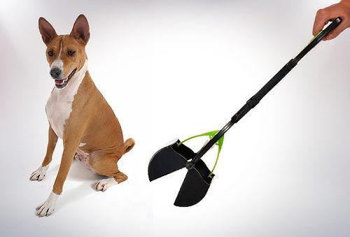 Pala recoge fecas para mascotas