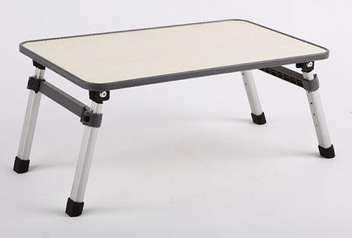 Mesa para notebook extensible y plegable blanca urbania - Mesa plegable extensible ...