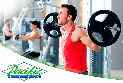 Plan Anual Sin Restricción en Gimnasios Pacific Fitness