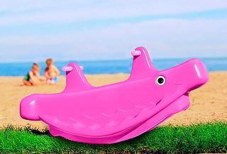 Balancín Modelo Hipopótamo Color a Elección