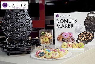 Máquina para Hacer Donuts Marca Blanik