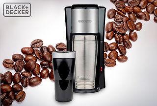 Cafetera Personal 2 Vasos Black & Decker