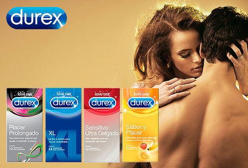 Pack de 48 Preservativos Durex