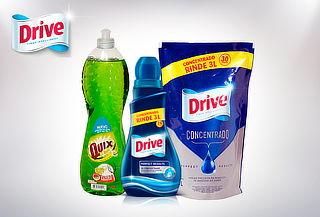 Pack Detergentes Drive Líquido concentrado + Quix Lavalozas