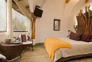 Cascada Lodge: Escapada romántica y relajación.