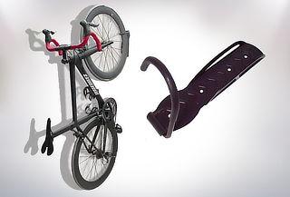 Gancho Porta Bicicletas con Soporte para Muro