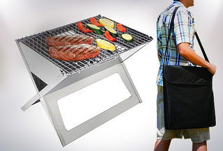 Parrilla Ultra Plegable Portátil