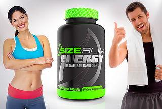 Quemador de Grasa Energy 120 cápsulas Size Slim