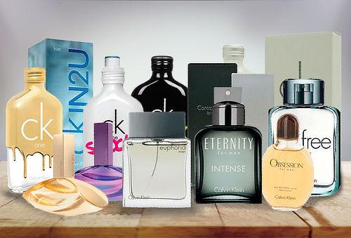 Perfumes Calvin Klein hombre y mujer a elección