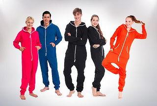 Pijama enterito de polar