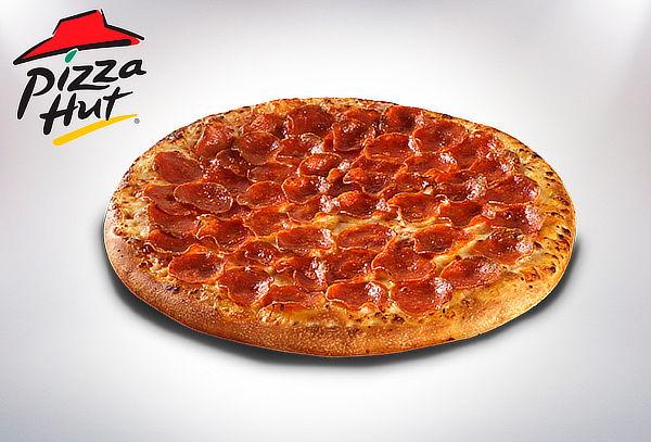 Pizza Hut: Pizza Familiar de Pepperoni