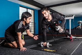 Entrenamiento Electroestimulación + Activación Muscular
