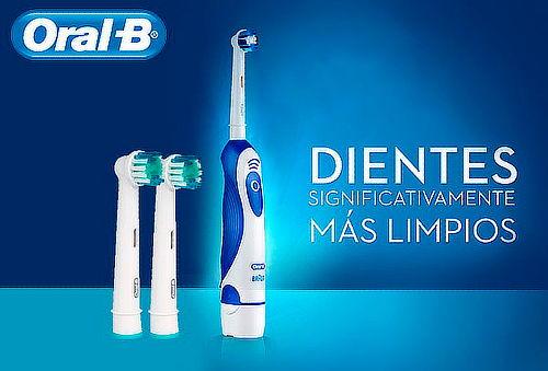 Cepillo Eléctrico Oral B o Repuestos