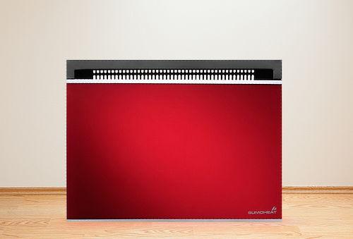 Estufa Panel de Bajo Consumo Design Red de Sumoheat