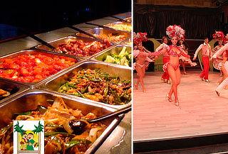 Buffet de Comida Cubana + Show en Havana Salsa
