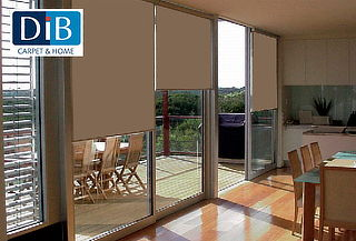 Cortinas Roller Black Out DIB