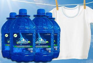 Pack 20 Litros Detergente Líquido Ecolim