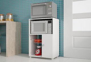 Mueble Modular de Cocina, Color Blanco