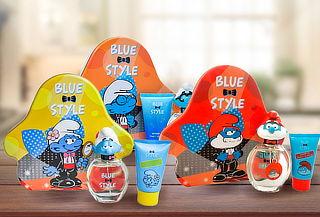 Perfumes The Smurfs, modelos a elecición