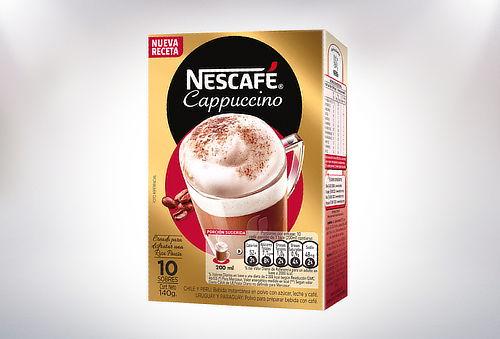 Pack 4 Cajas de Café Nescafé Mixes, Variedades