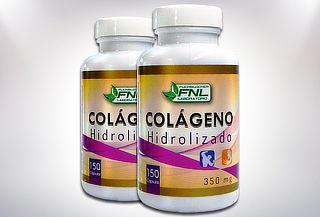 Pack de 2 Frascos de Colágeno Hidrolizado