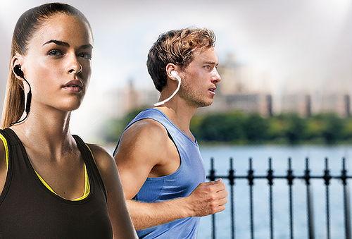Audífonos Manos Libres con Bluetooth, 2 Colores a Elección
